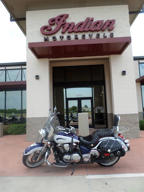 2013 Kawasaki Vulcan® 900 Classic LT in Fort Worth, Texas