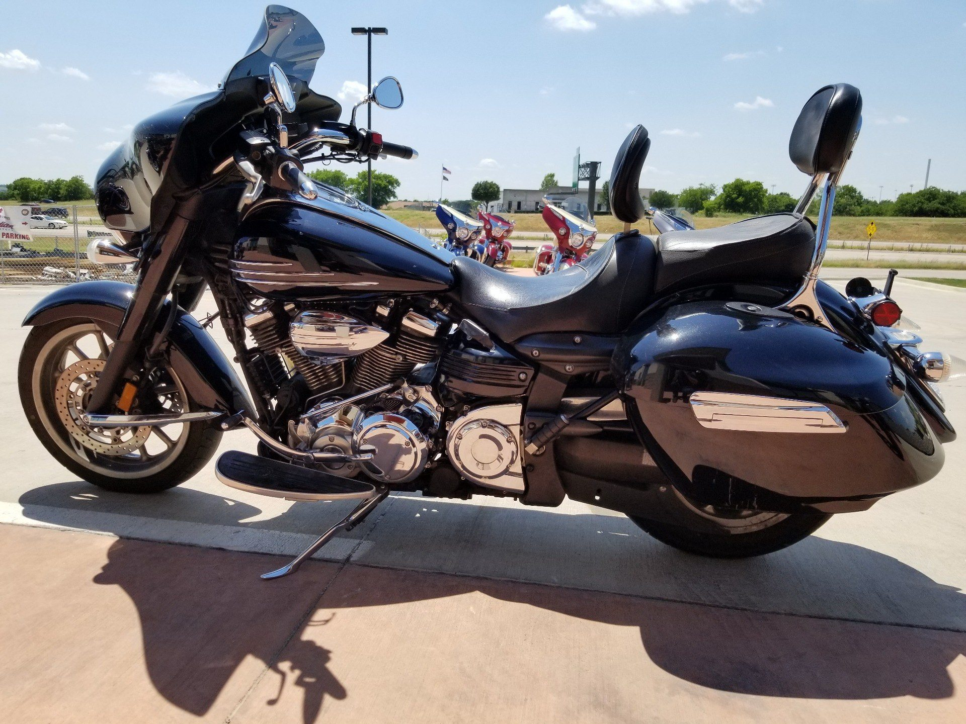 2010 Yamaha Stratoliner S in Fort Worth, Texas