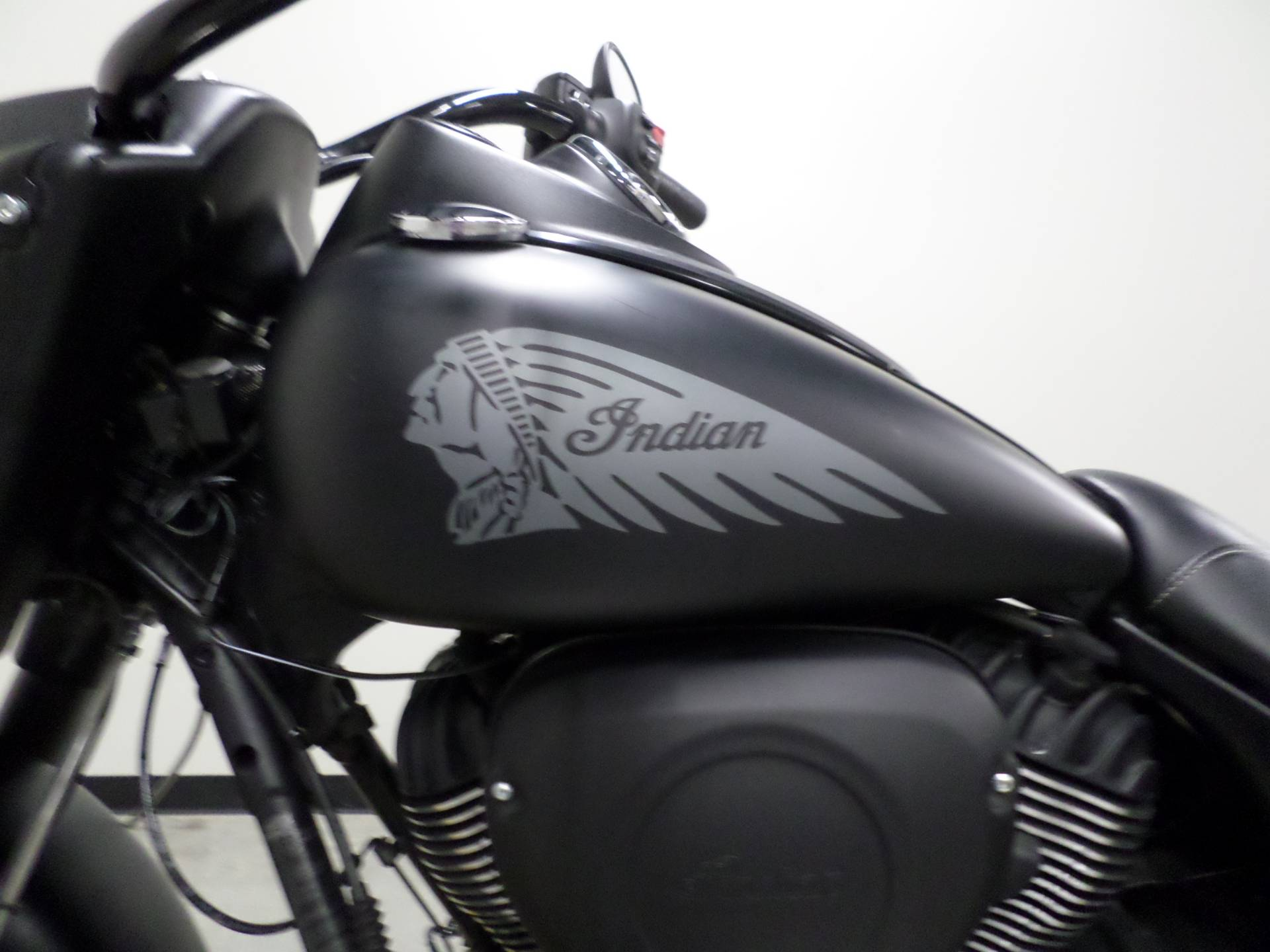 2016 Indian Chief Dark Horse® in Fort Worth, Texas