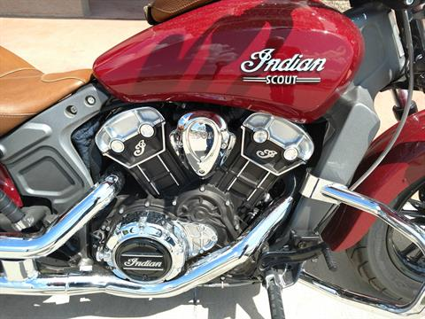 2015 Indian Scout™ in Fort Worth, Texas