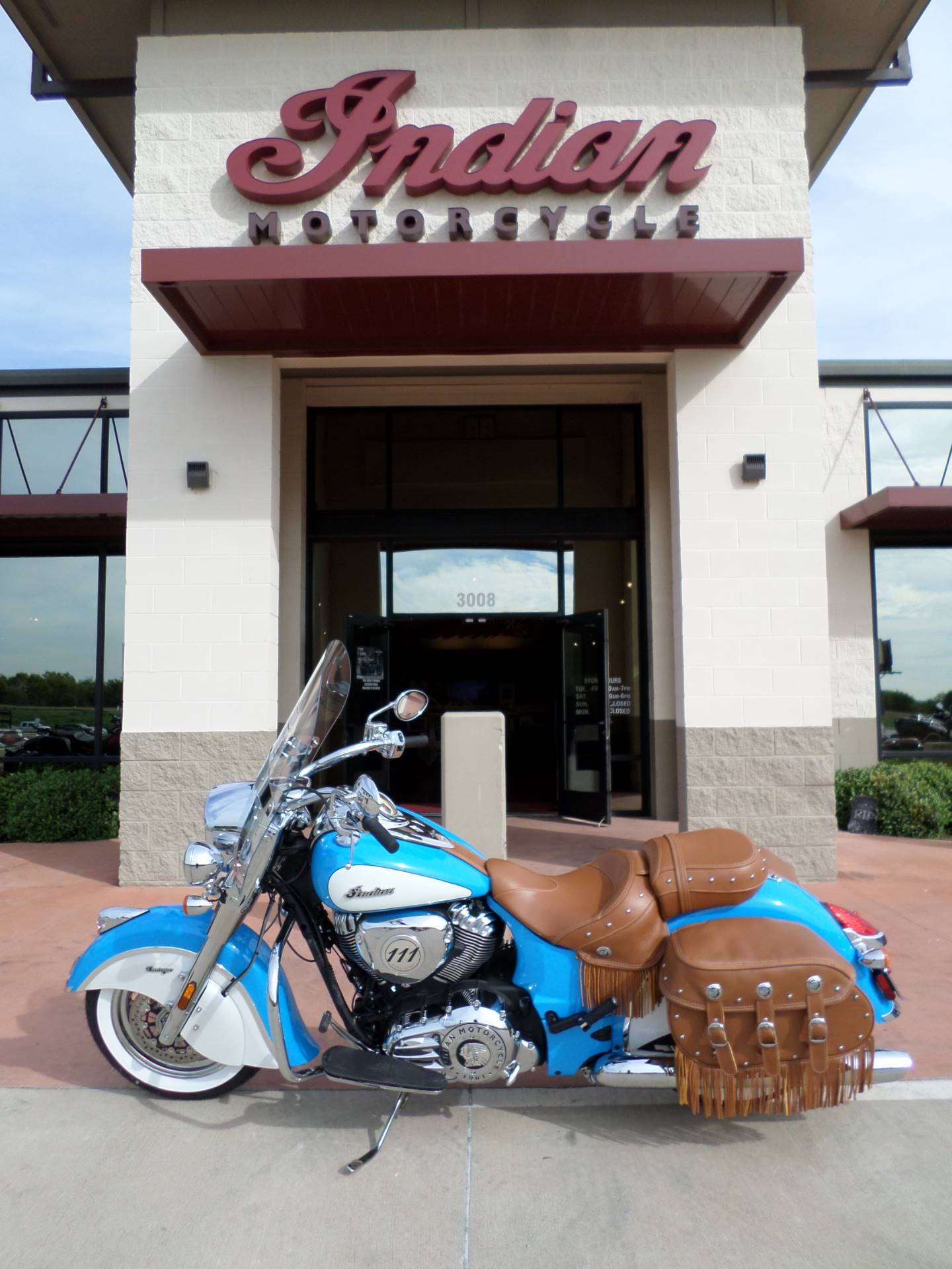 2018 Indian Chief Vintage ABS 1
