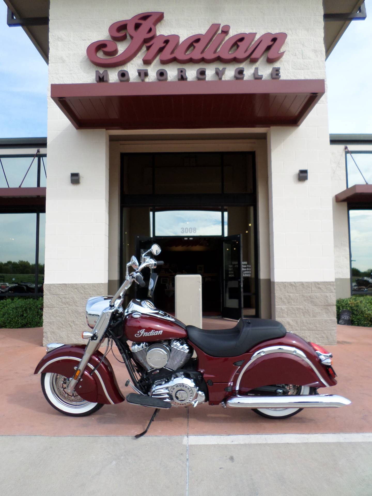 2018 Indian Chief® Classic ABS in Fort Worth, Texas