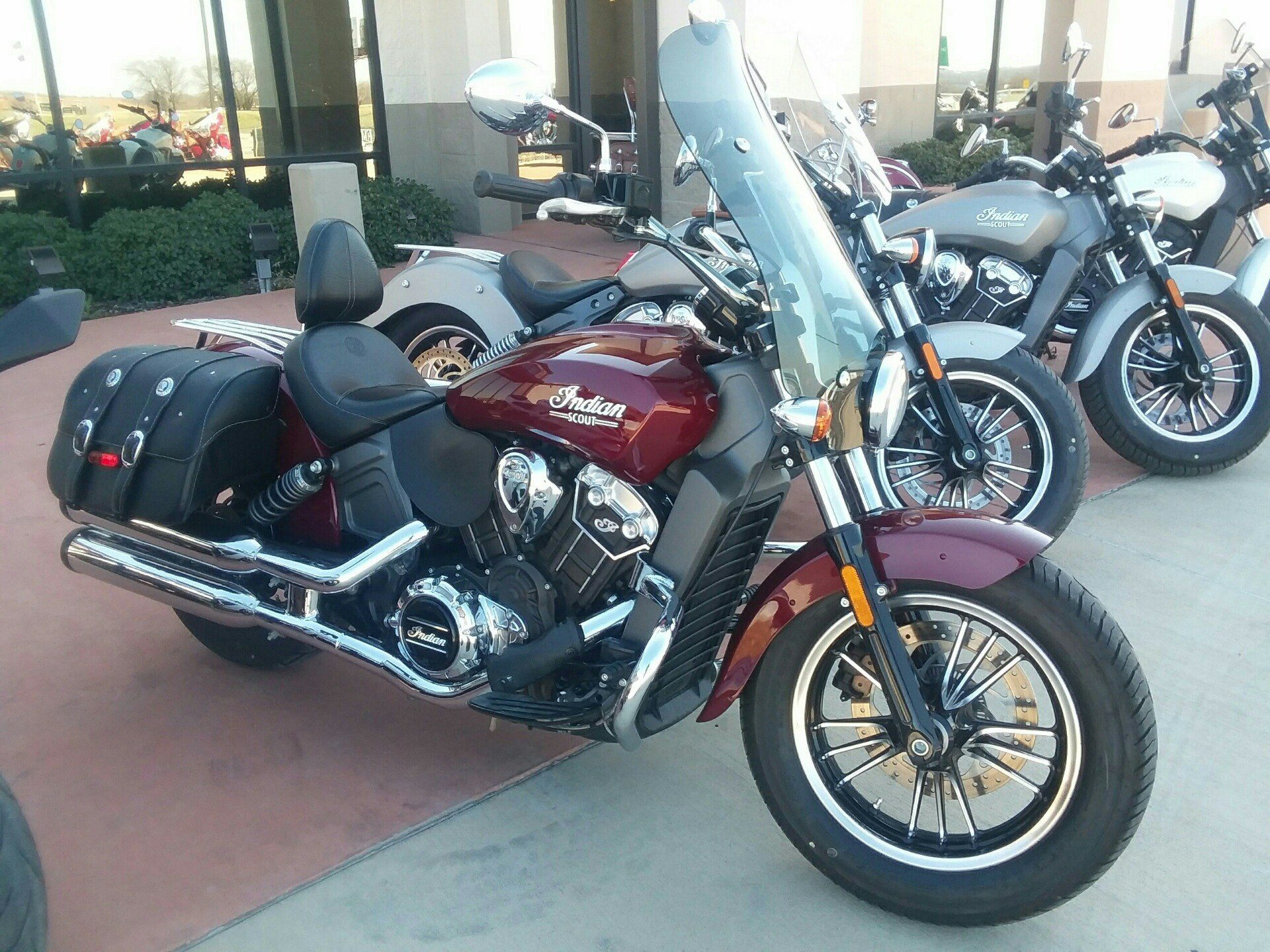 2017 Indian Scout® ABS in Fort Worth, Texas