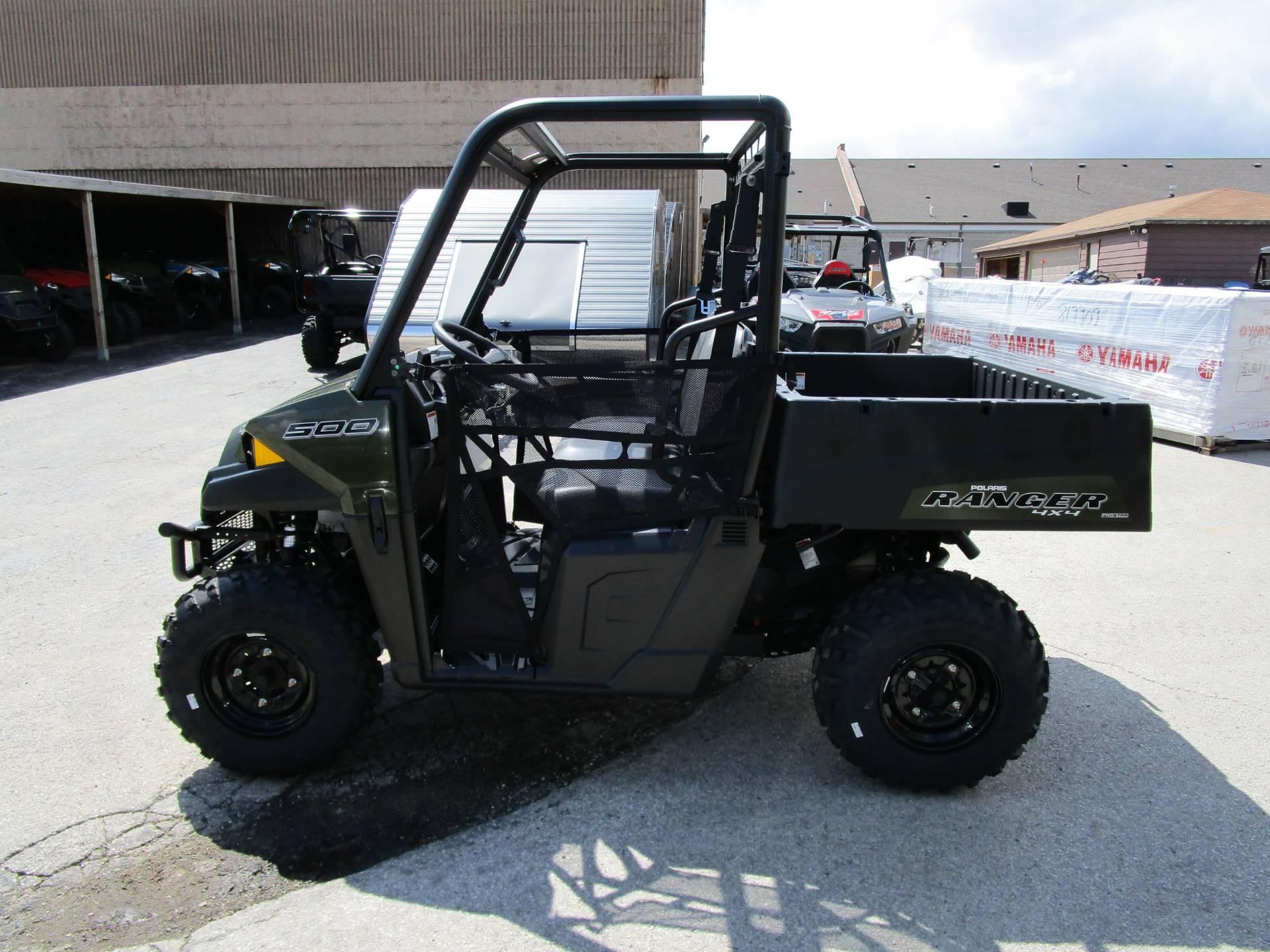2017 Polaris Ranger 500 5