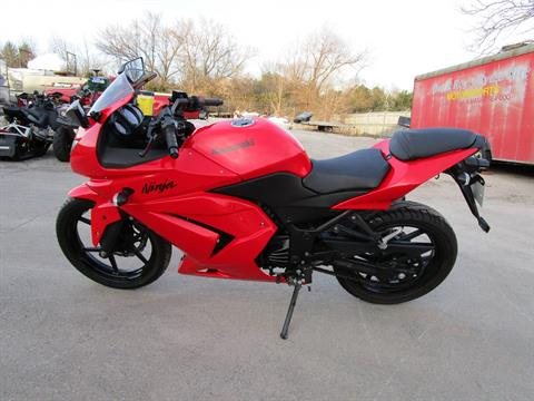 2008 Kawasaki Ninja® 250R in Brookfield, Wisconsin
