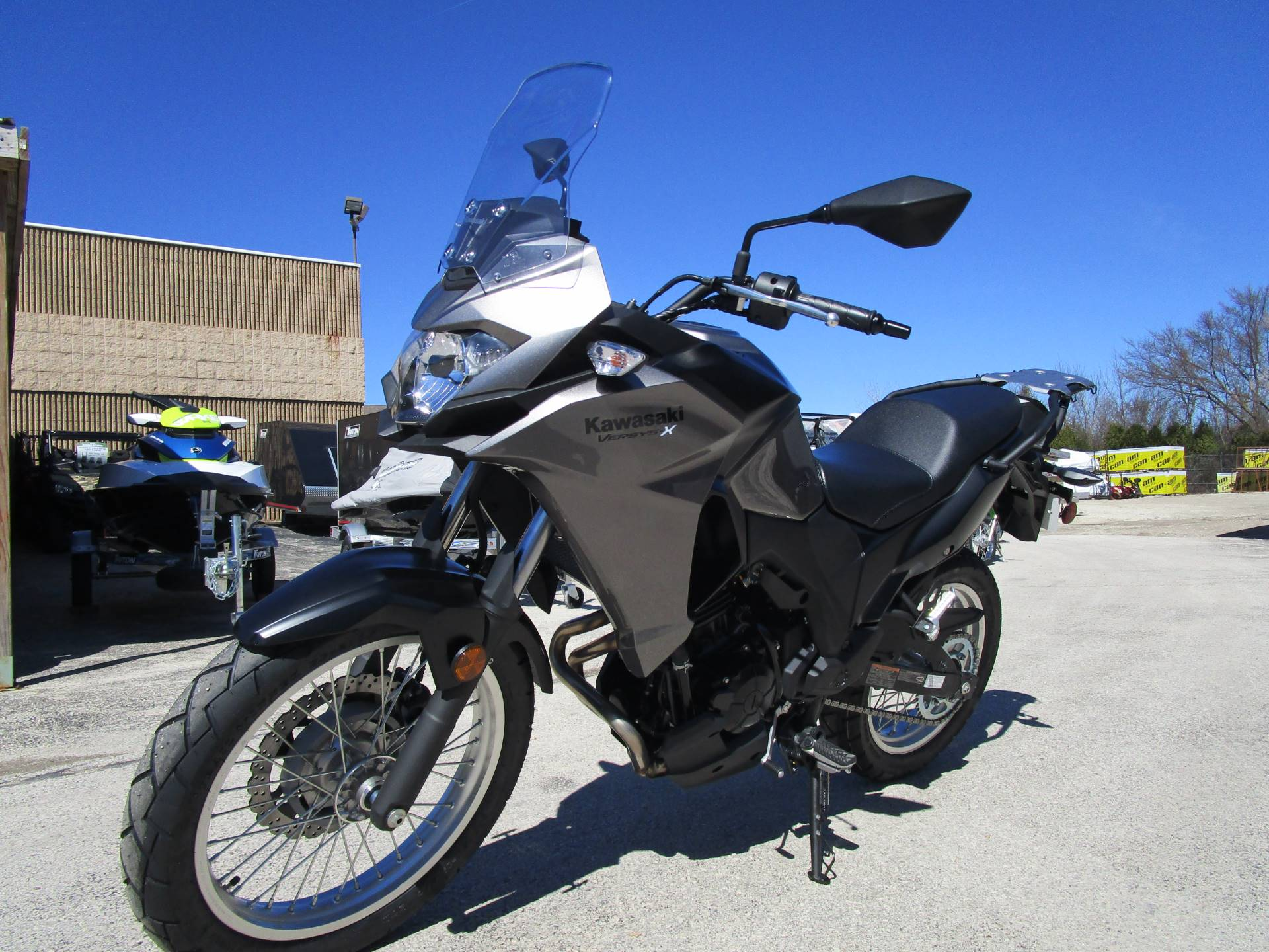 2017 Kawasaki Versys-X 300 in Brookfield, Wisconsin