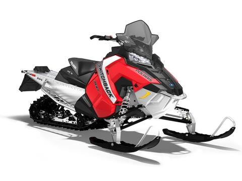 2017 Polaris 600 Switchback SP 144 in Brookfield, Wisconsin