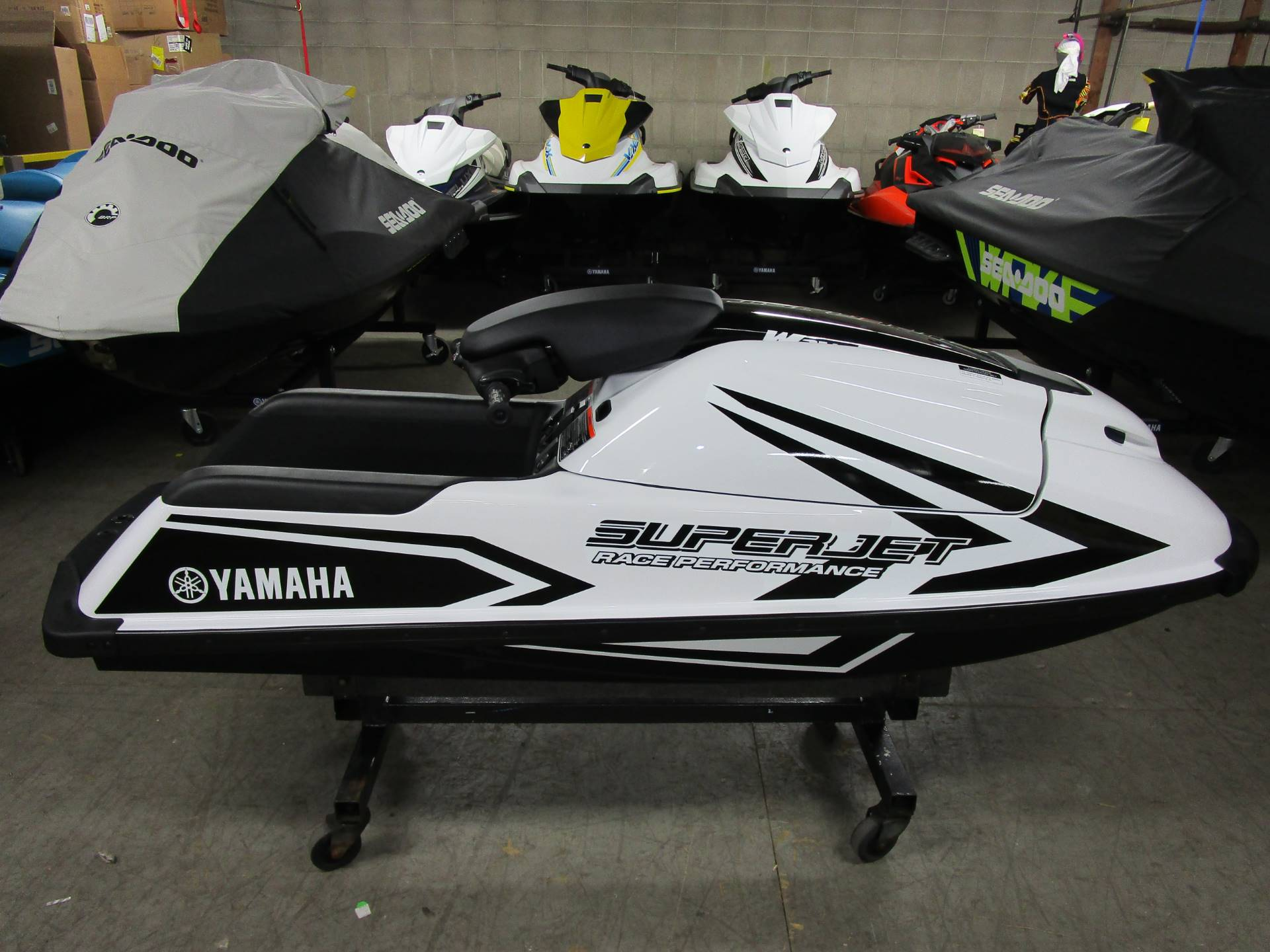 2017 Yamaha SuperJet in Brookfield, Wisconsin