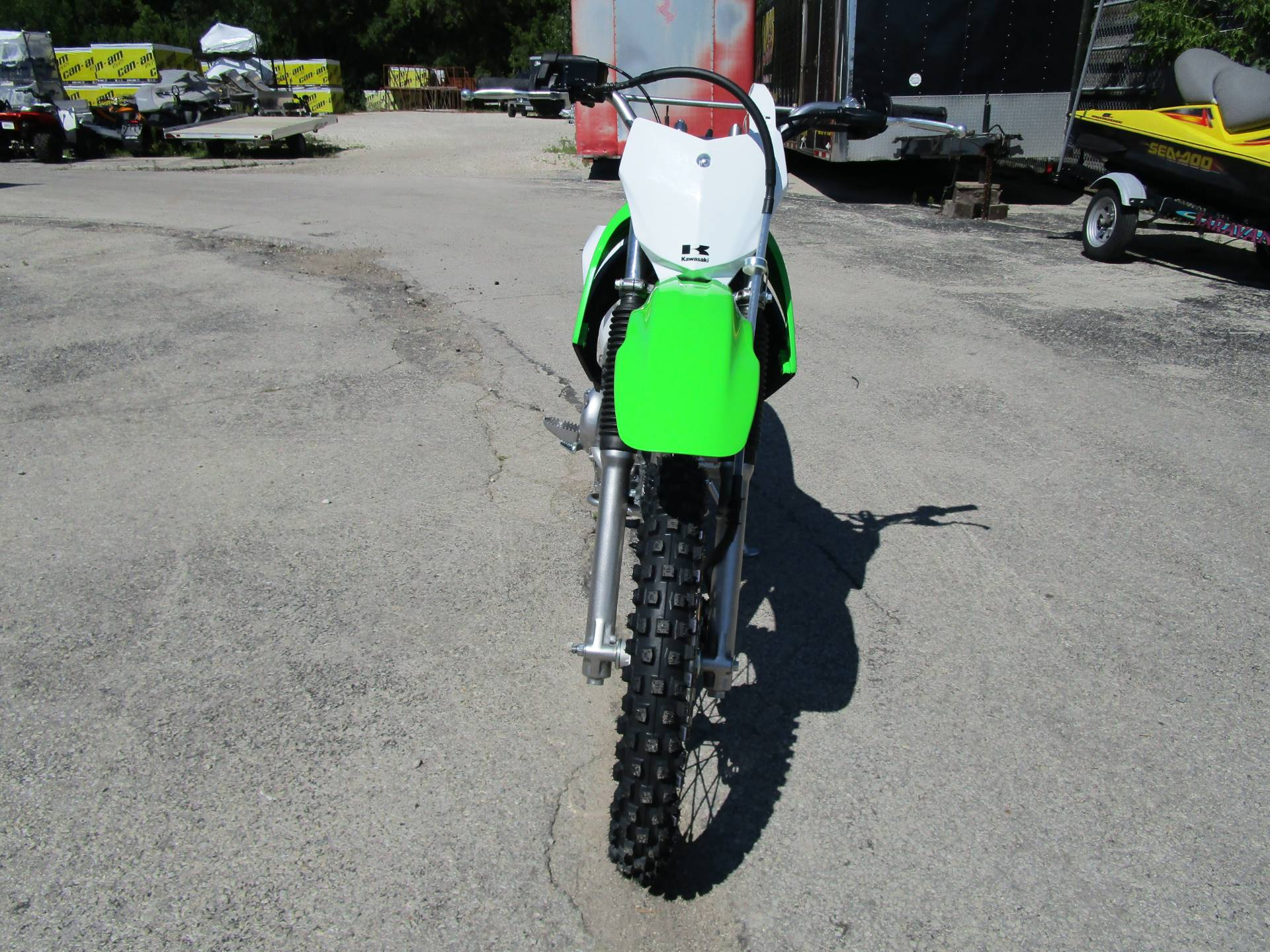 2018 Kawasaki KLX140 in Brookfield, Wisconsin