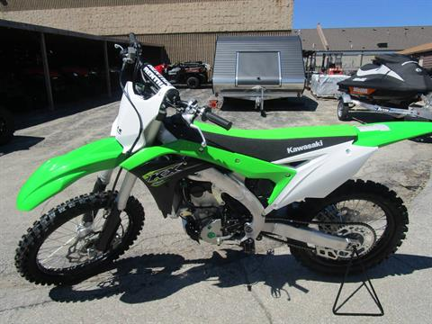 2018 Kawasaki KX 250F in Brookfield, Wisconsin