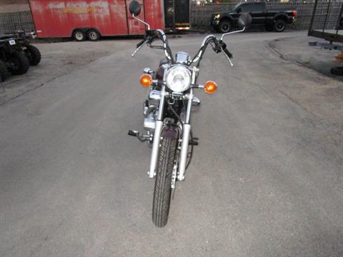 2009 Yamaha V Star 250 in Brookfield, Wisconsin
