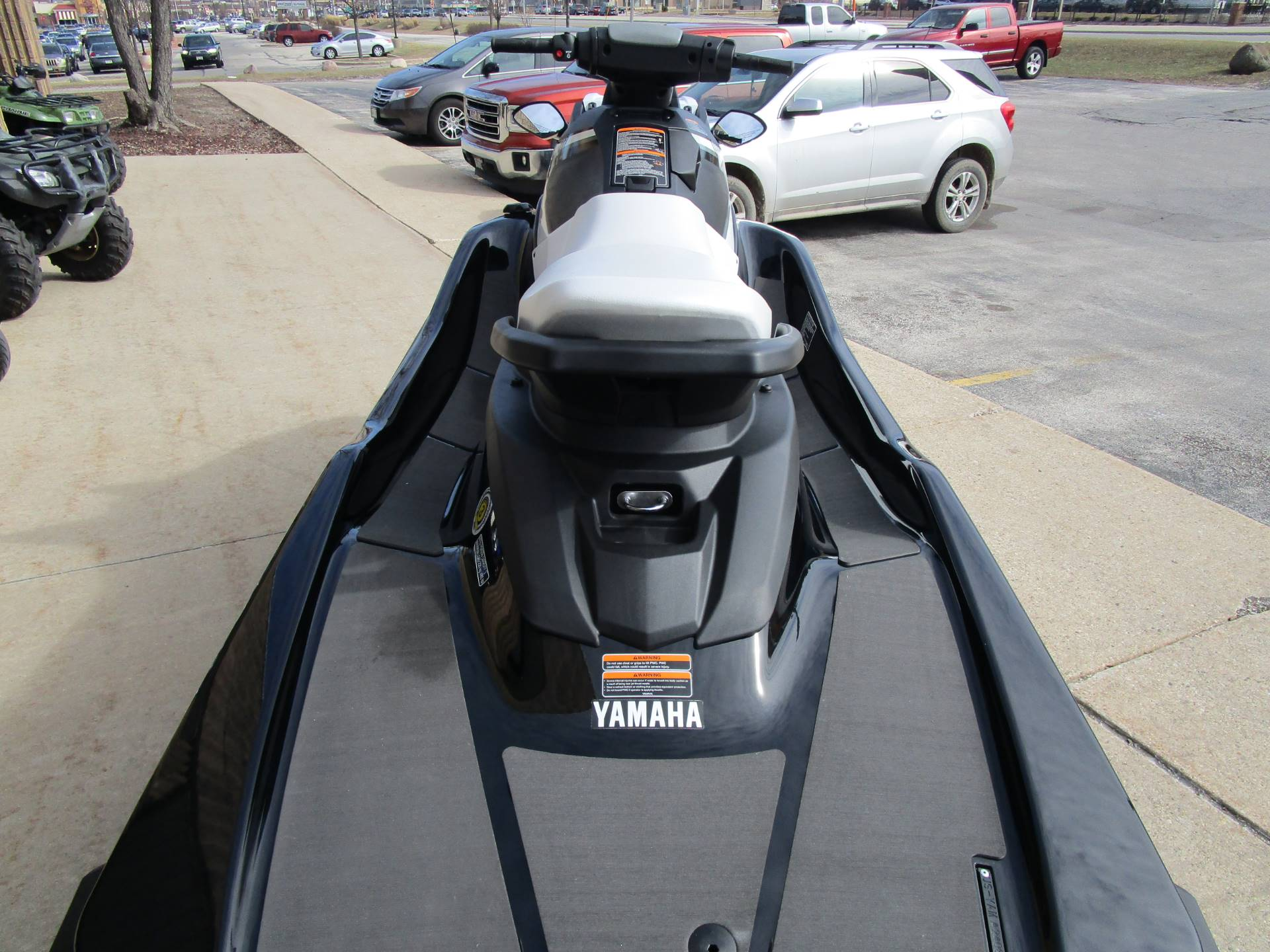2017 Yamaha EX Sport in Brookfield, Wisconsin
