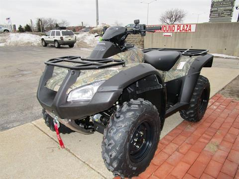2017 Honda FourTrax Rincon in Brookfield, Wisconsin