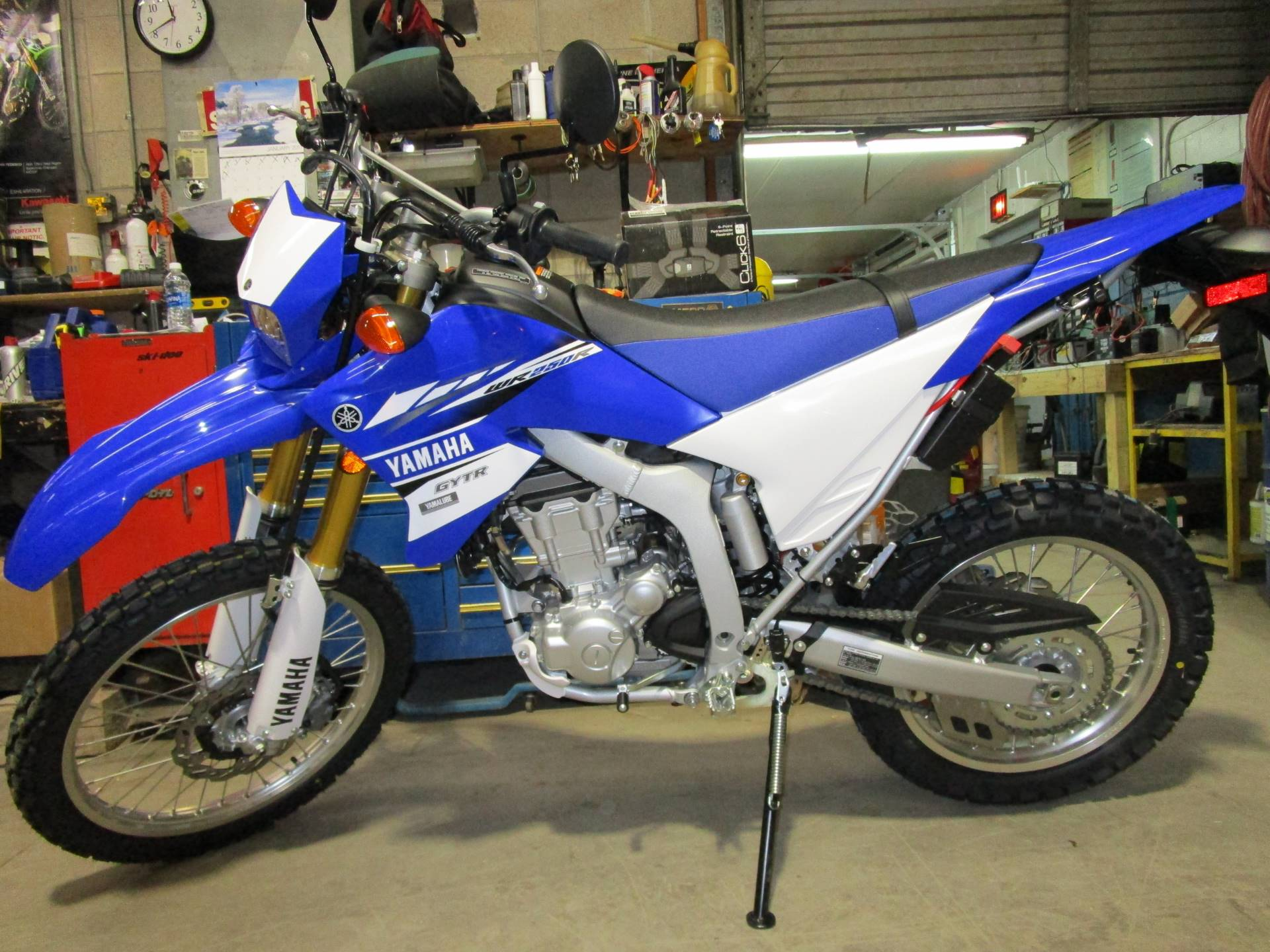 2017 Yamaha WR250R in Brookfield, Wisconsin