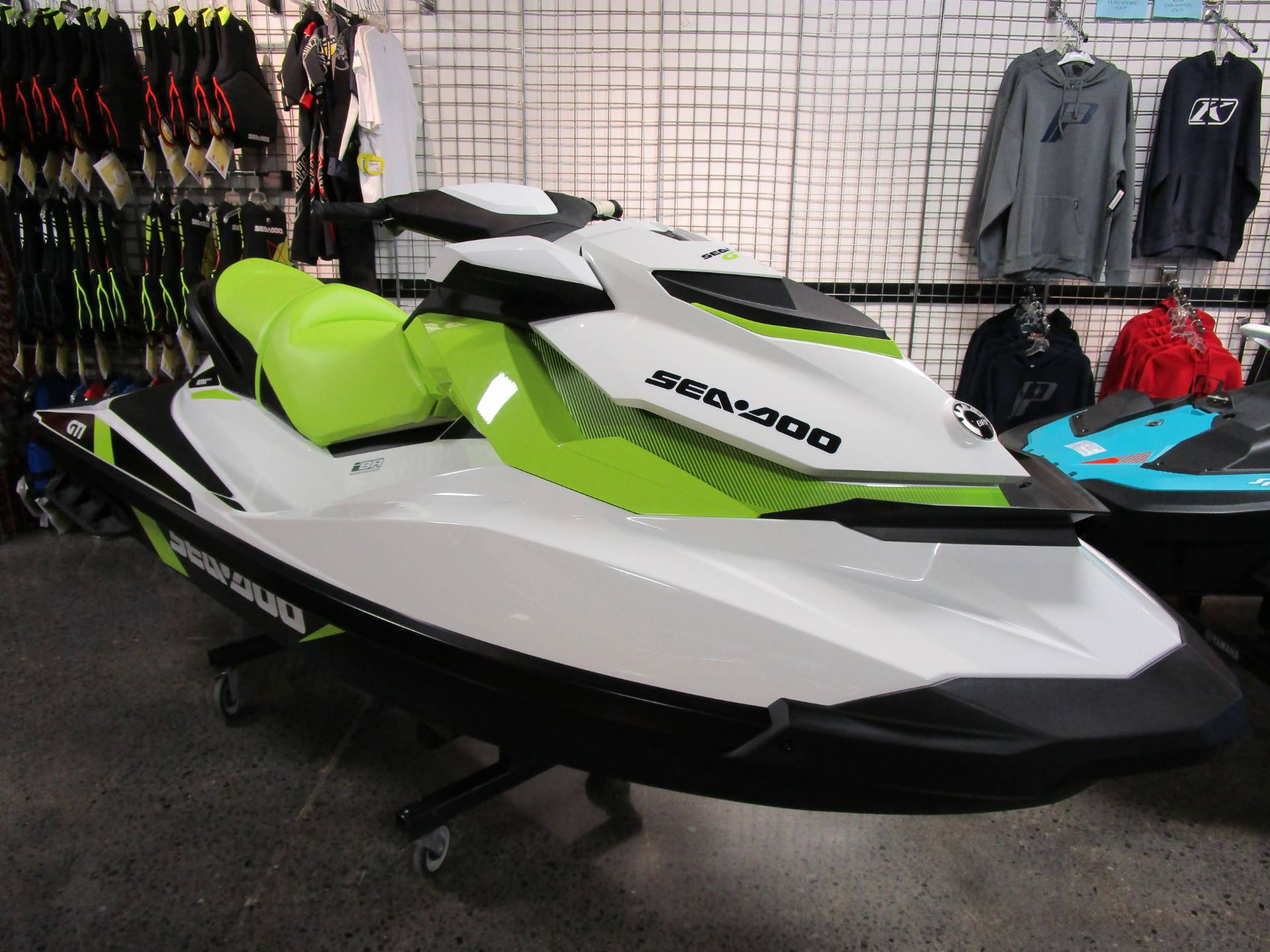 2017 Sea-Doo GTI in Brookfield, Wisconsin