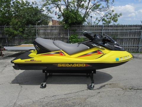 2004 Sea-Doo GTX 4-TEC Supercharged in Brookfield, Wisconsin