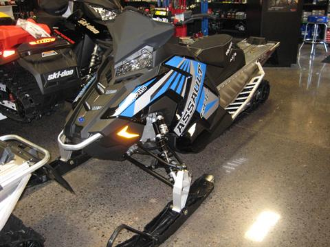 2017 Polaris 600 Switchback Assault 144 ES in Brookfield, Wisconsin