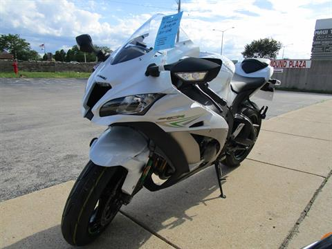2017 Kawasaki NINJA ZX-10R in Brookfield, Wisconsin