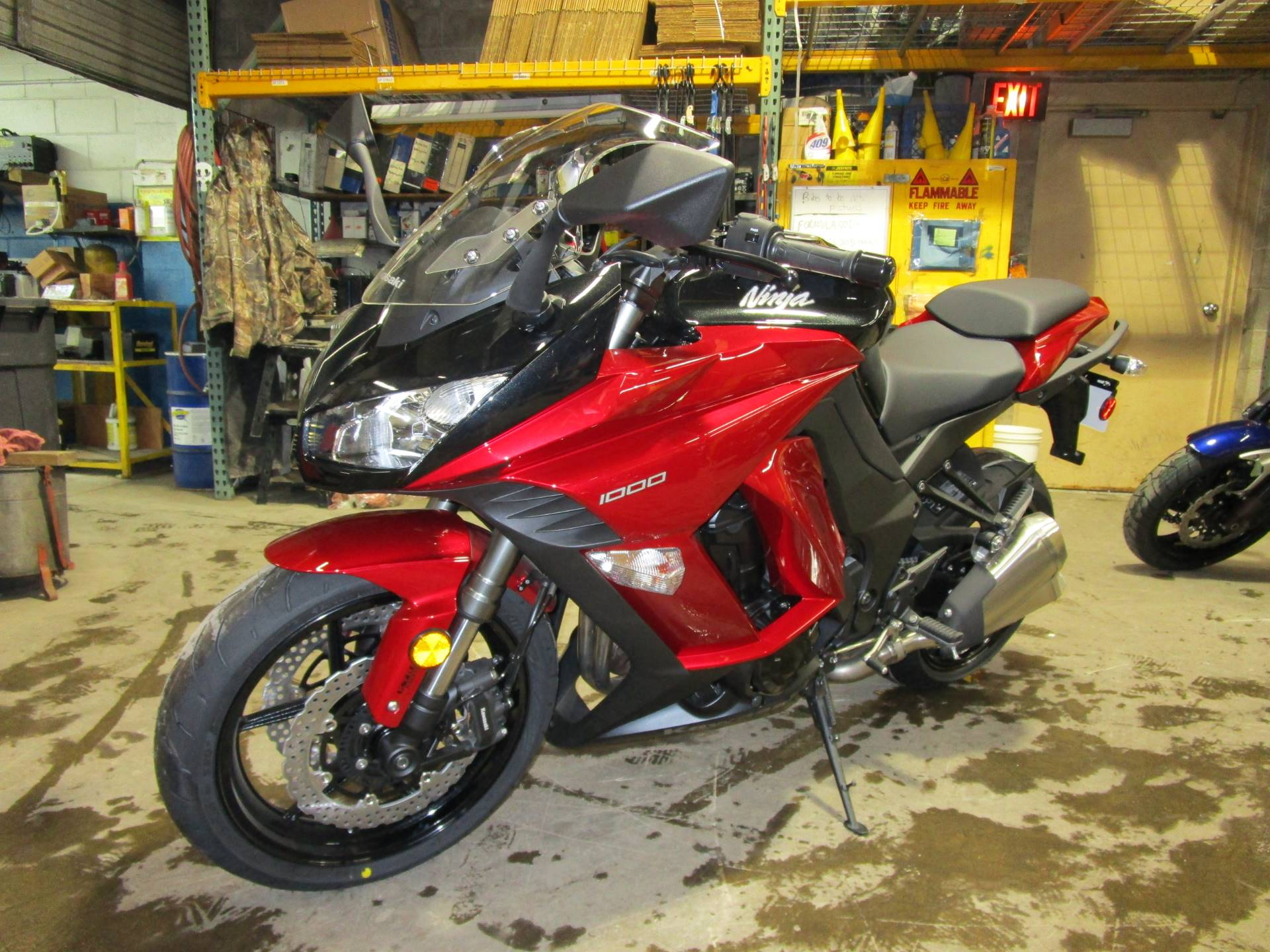2016 Kawasaki Ninja 1000 ABS in Brookfield, Wisconsin