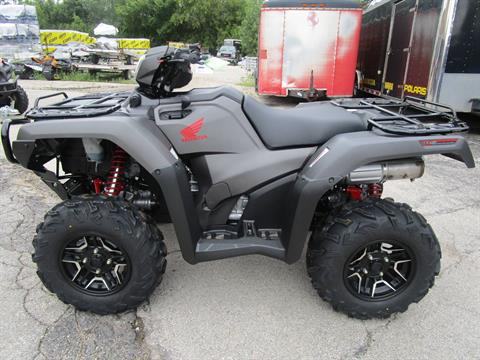 2018 Honda FourTrax Foreman Rubicon 4x4 Automatic DCT EPS Deluxe in Brookfield, Wisconsin