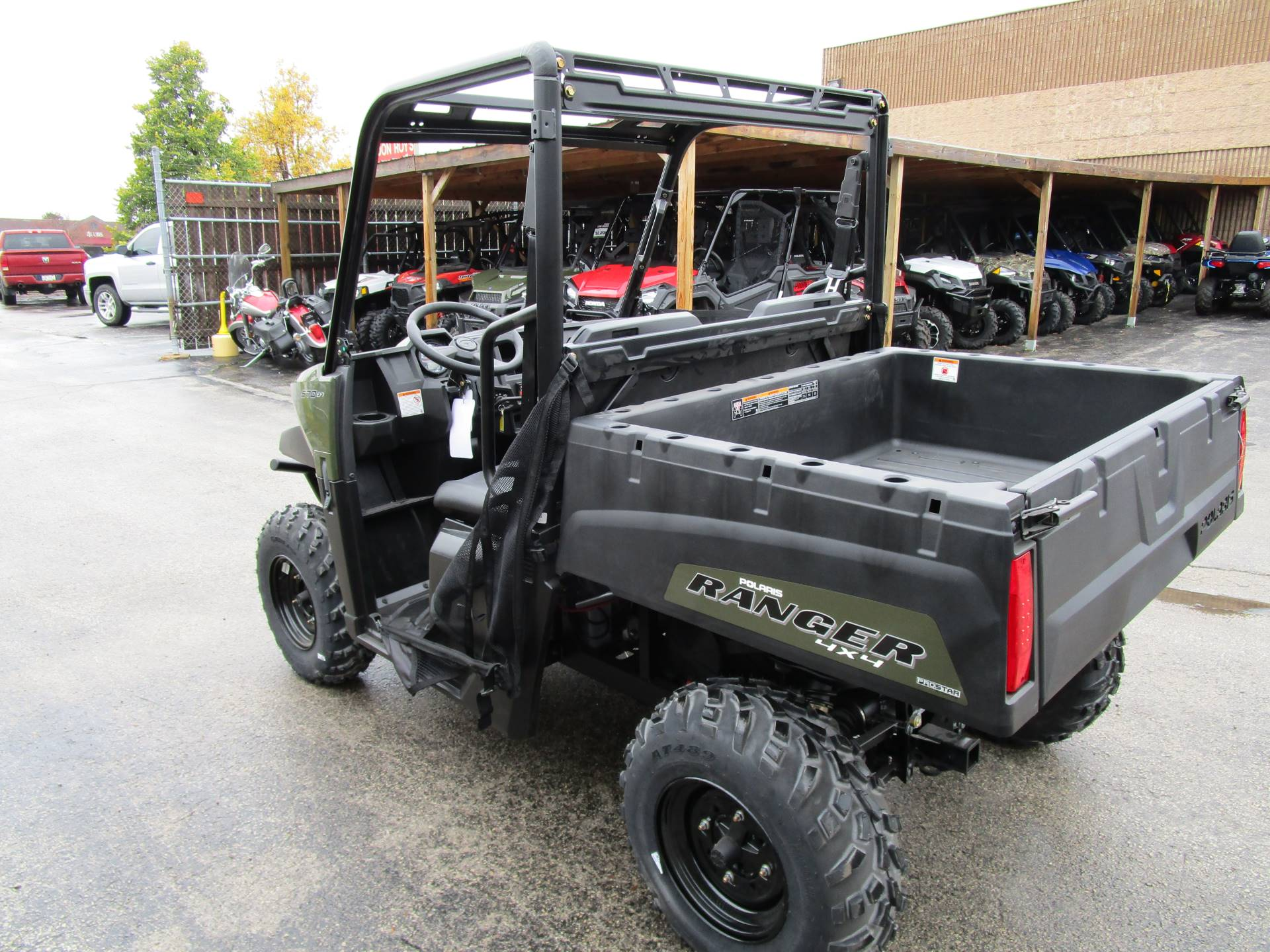 2017 Polaris Ranger 570 in Brookfield, Wisconsin