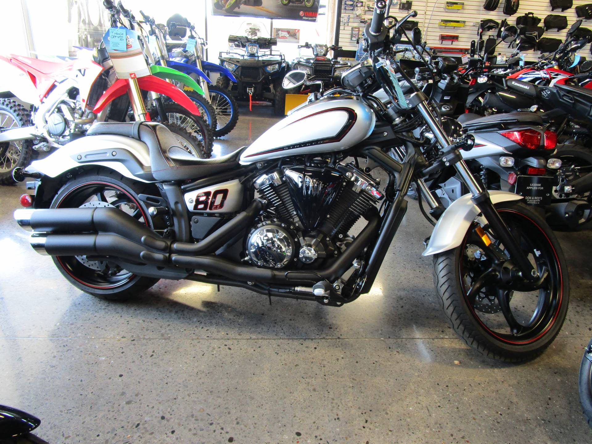 2015 Yamaha Stryker for sale 63594