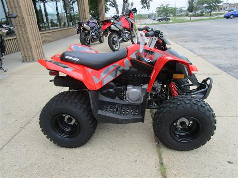 2018 Can-Am DS 70 in Brookfield, Wisconsin
