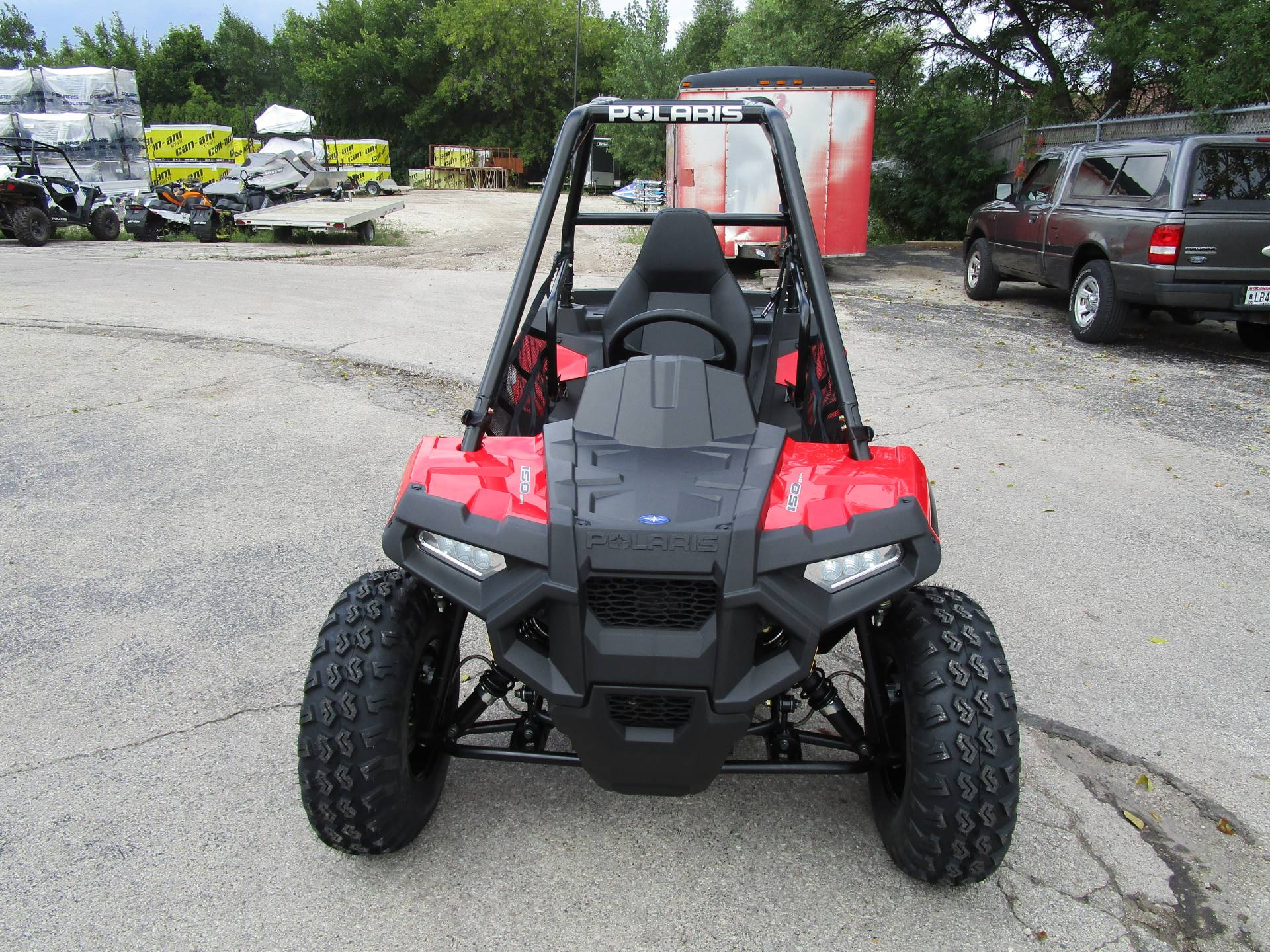 2018 Polaris Ace 150 EFI 3