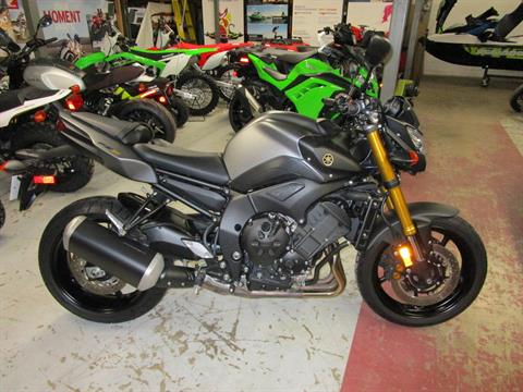 2012 Yamaha FZ8 in Brookfield, Wisconsin
