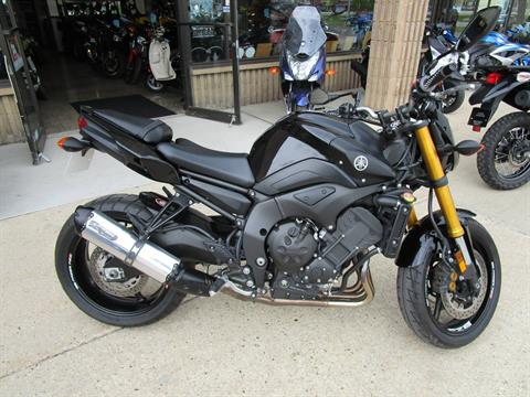 2011 Yamaha FZ8 in Brookfield, Wisconsin