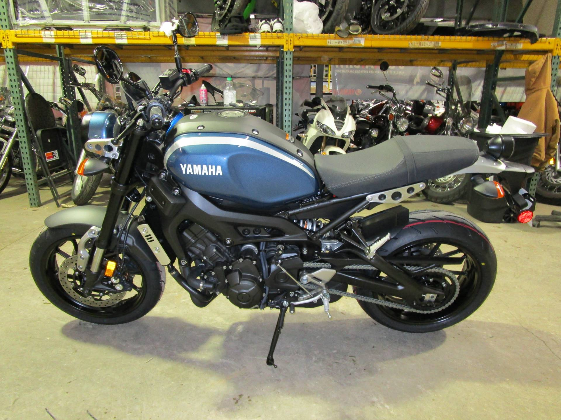 2017 Yamaha XSR900HL in Brookfield, Wisconsin