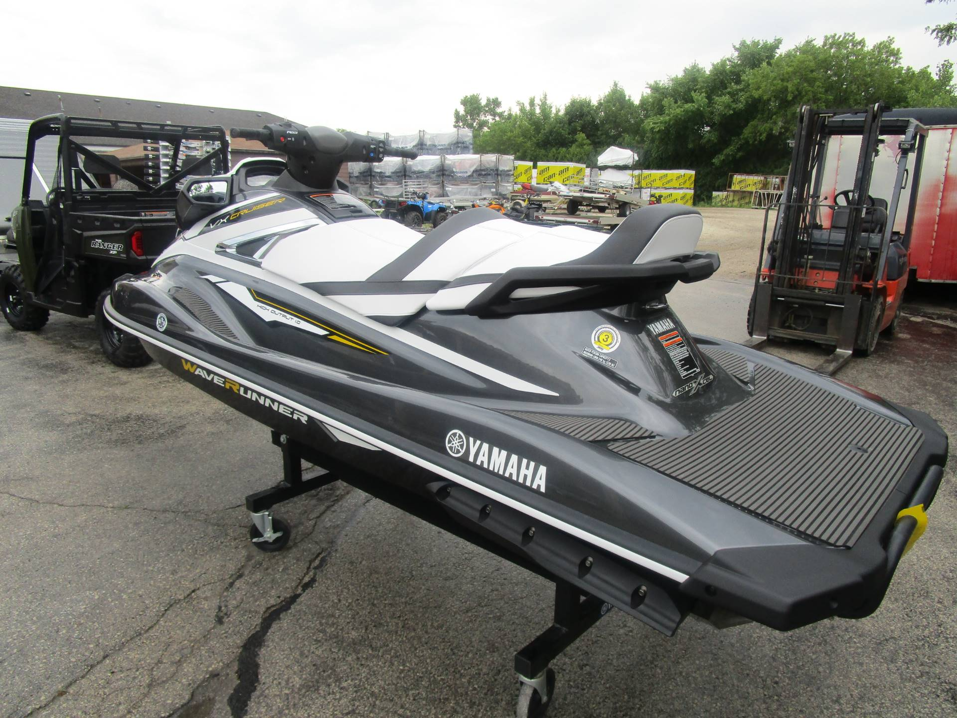 2017 Yamaha VX Cruiser in Brookfield, Wisconsin