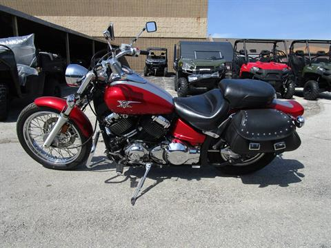 2007 Yamaha V Star® Custom in Brookfield, Wisconsin