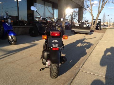 2016 Honda Ruckus in Brookfield, Wisconsin