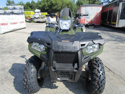 2017 Polaris Sportsman Touring 570 in Brookfield, Wisconsin