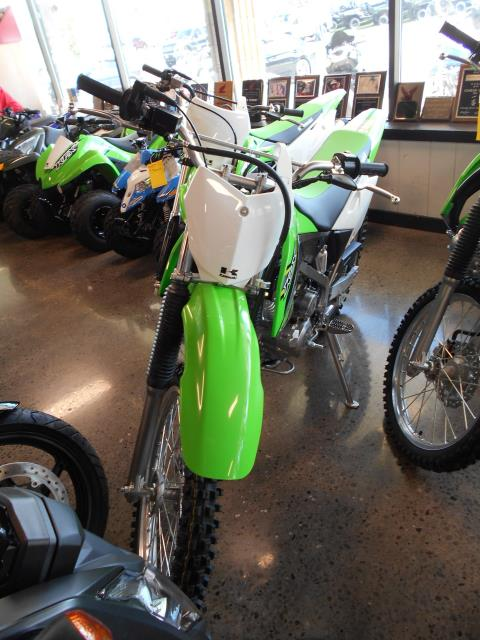 2017 Kawasaki KLX140G in Brookfield, Wisconsin