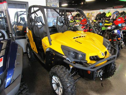 2017 Can-Am Commander XT 1000 in Brookfield, Wisconsin