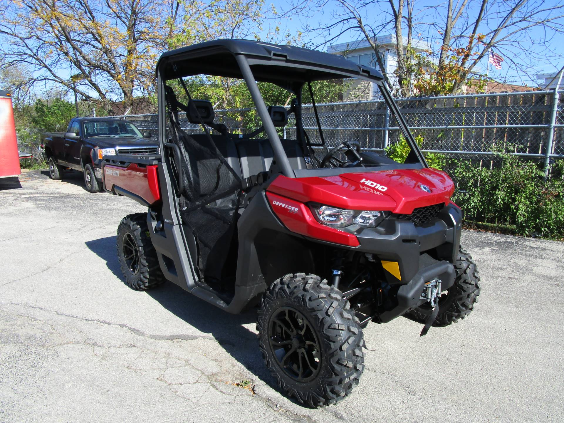 2017 Can-Am Defender XT HD10 in Brookfield, Wisconsin