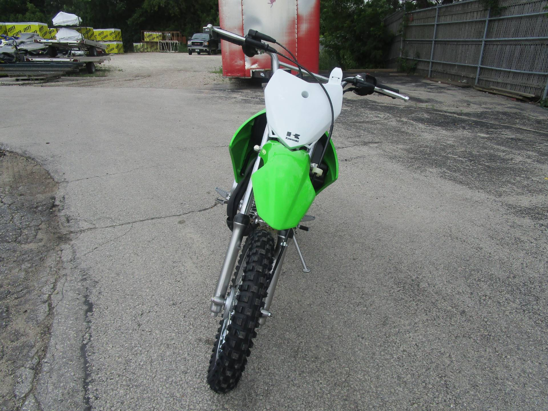 2018 Kawasaki KLX110L in Brookfield, Wisconsin