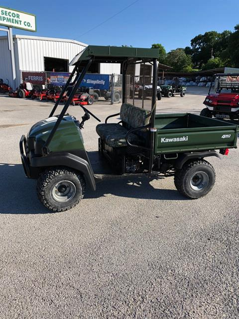 2003 Kawasaki 3010 mule in Kerrville, Texas - Photo 1