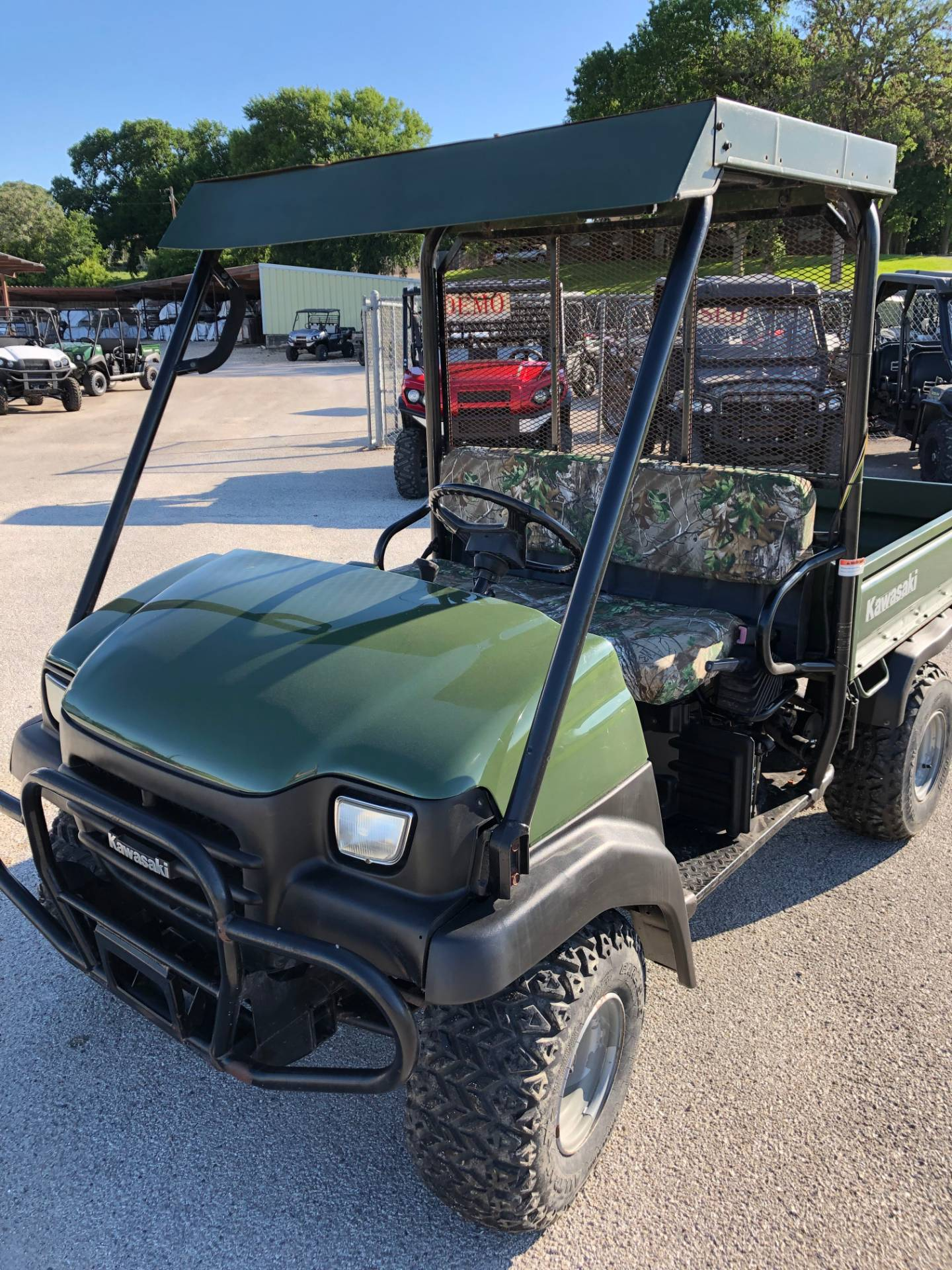 2003 Kawasaki 3010 mule in Kerrville, Texas - Photo 2