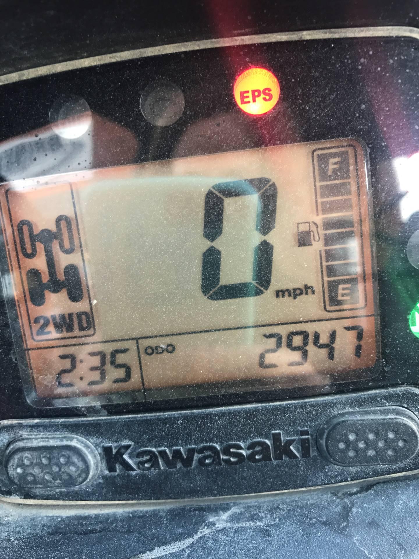 2013 Kawasaki Teryx4 750 4x4 EPS LE 3
