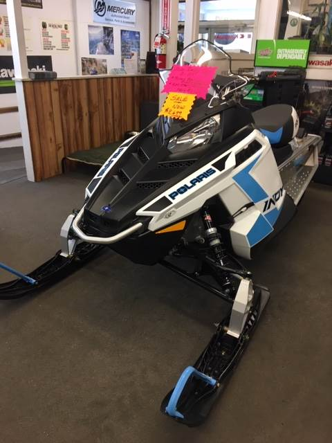 2020 Polaris 600 Indy 121 ES in Littleton, New Hampshire - Photo 1