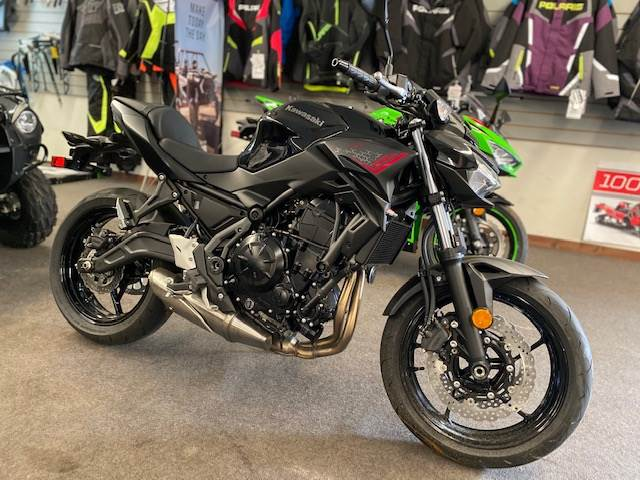 2020 Kawasaki Z650 ABS in Littleton, New Hampshire - Photo 1
