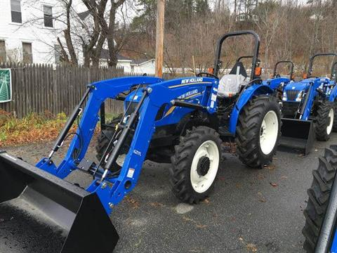 2017 New Holland Agriculture WORKMASTER 50 in Littleton, New Hampshire