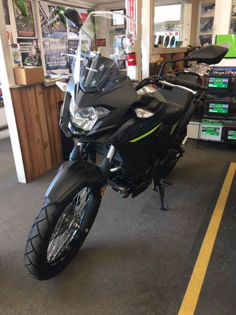 2019 Kawasaki Versys X 300 Abs In Littleton New Hampshire