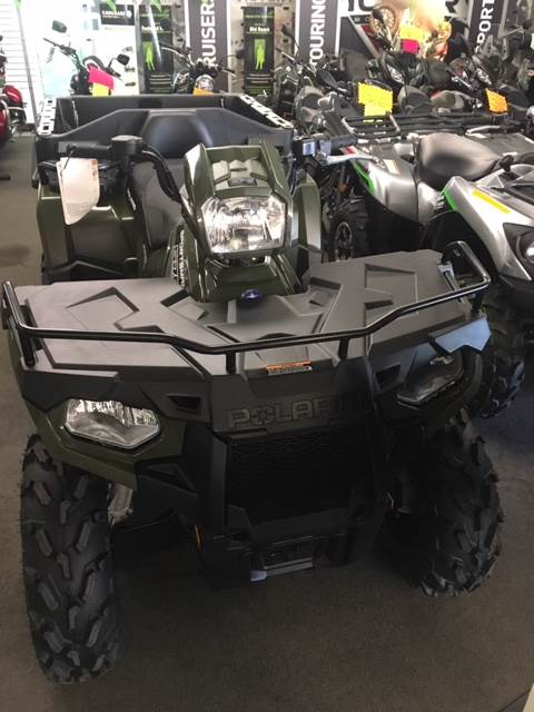 2019 Polaris Sportsman 6x6 Big Boss 570 EPS in Littleton, New Hampshire - Photo 2