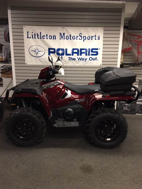 2019 Polaris Sportsman 570 SP in Littleton, New Hampshire - Photo 1