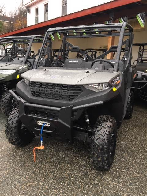 2020 Polaris Ranger 1000 Premium Winter Prep Package in Littleton, New Hampshire - Photo 1