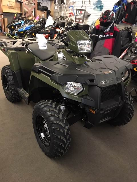 2019 Polaris Sportsman 450 H.O. in Littleton, New Hampshire - Photo 1